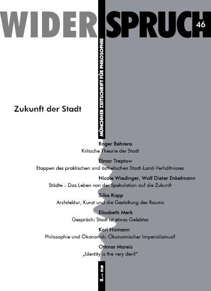 Kleine Rundschau, aktuelle Publikationen