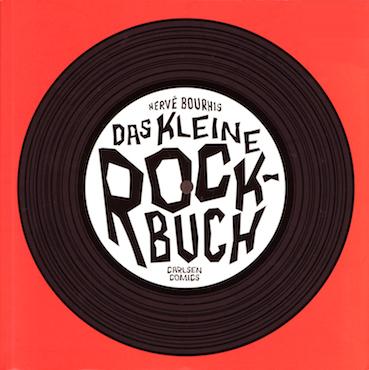 Rock-Buch, Pop-Geschichte, Comic