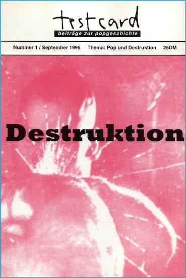 Pop & Destruktion